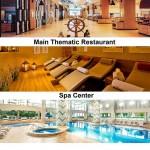 هتل تایتانیک بیچ لارا Titanic Beach Hotel