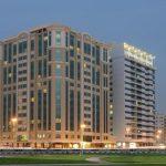 هتل کورال البرشا دبی