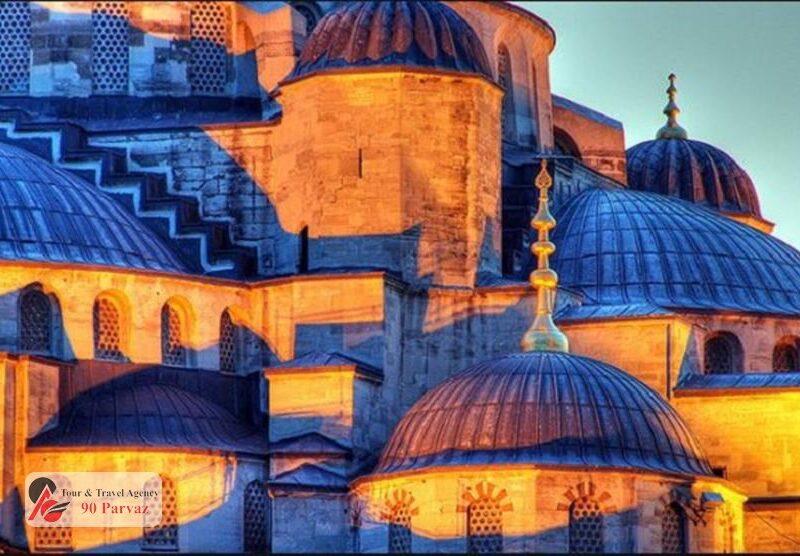 مسجد سلطان احمد استانبول (2)