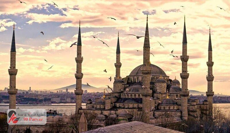 مسجد سلطان احمد استانبول (5)