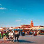 میدان جامع الفنا مراکش2