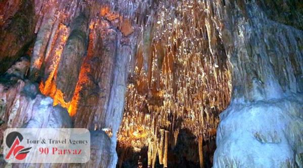 غار داملاتاش آنتالیا (2)