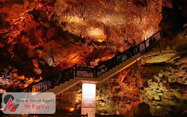 غار داملاتاش آنتالیا (4)
