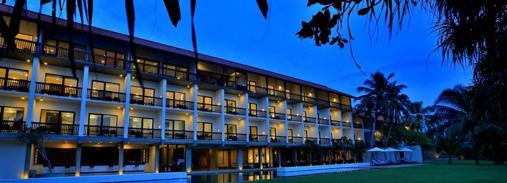 هتل تمپل تری ریزورت