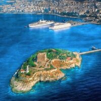 جزیره کبوتر کوش آداسی (2)