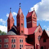 کلیسای سنت سیمون شهر مینسک