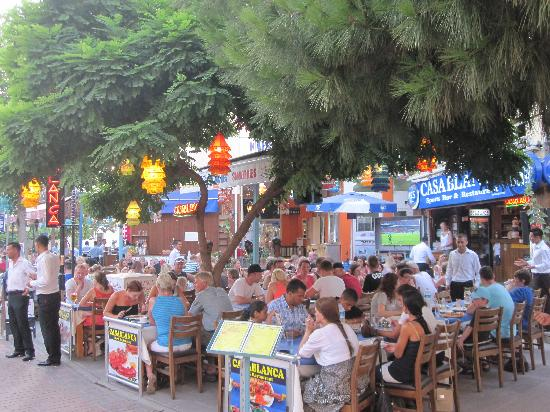 رستوران کازابلانکا