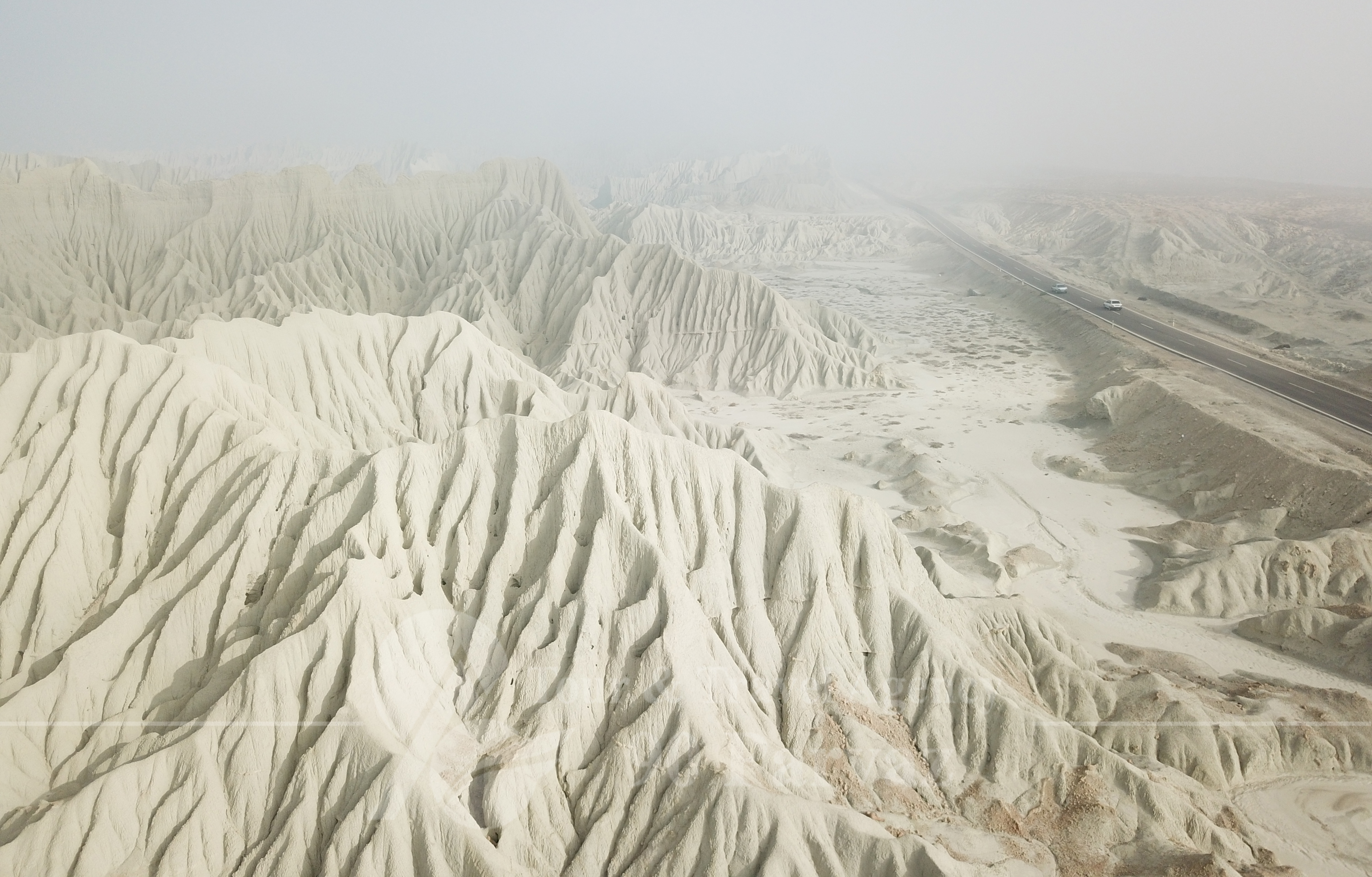 Iran attractions Baluchestan Martian Mountains