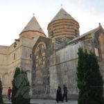 UNESCO Iran attractions Chaldoran Armenian Monastic Ensembles