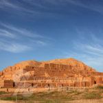 UNESCO Iran attractions Khuzestan Tchogha Zanbil