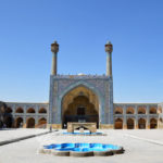 UNESCO Iran attractions Masjed-e Jame of Isfahan