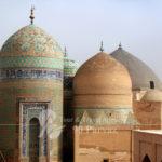 UNESCO Iran attractions Sheikh Safi-al din Khanegah and Shrine Esemble in Ardabil
