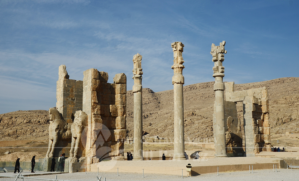 UNESCO Iran attractions Shiraz Persepolis