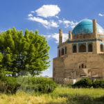 UNESCO Iran attractions Zanjan Soltaniyeh